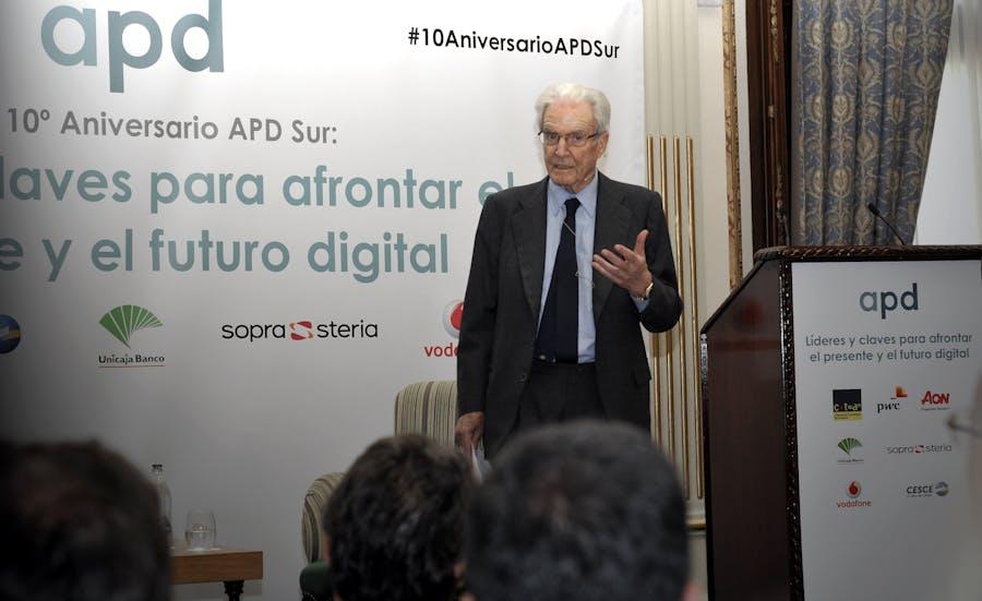 liderazgo en el entorno digital - 10º aniversario APD Sur