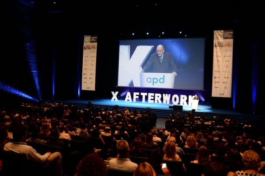 x afterwork bcn