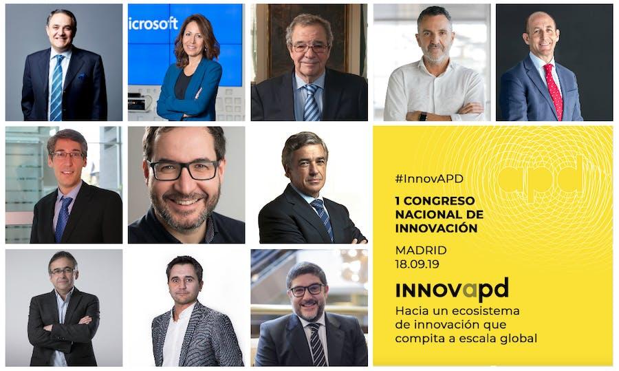 Los 15 expertos en innovacion INNOVAPD