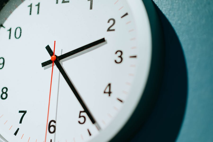 registro horario de los trabajadores