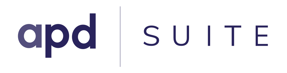 logo apd suite