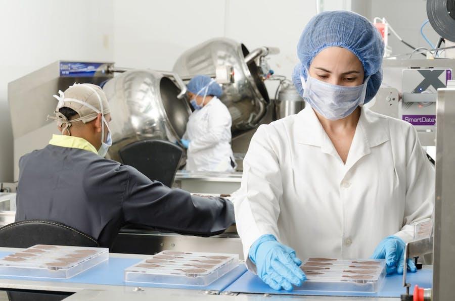 soluciones tecnológicas en la industria alimentaria