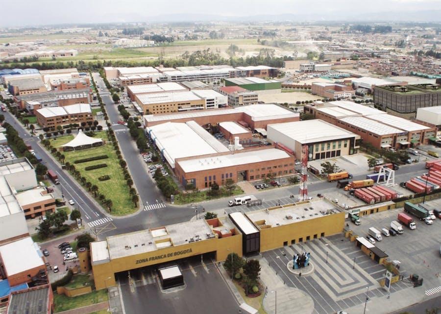 Zona Franca de Bogotá recibe reconocimiento a la mejor de las Américas