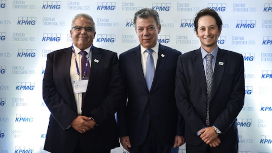 Gobierno y empresarios colombianos definen ruta hacia 2025