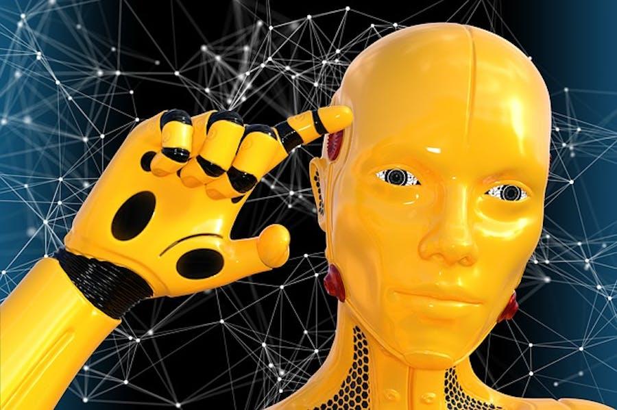 o investimento em capital humano com a robotização